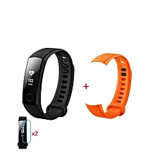 Honor Smart Bracelet 3 -Orange( 2*Screen Stickers 1*Replace Band )