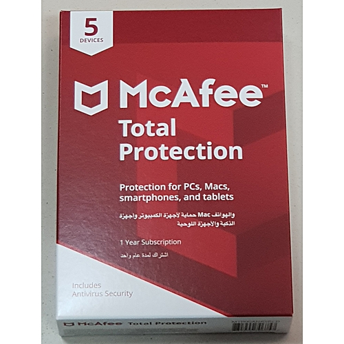 Total Protection  5 User