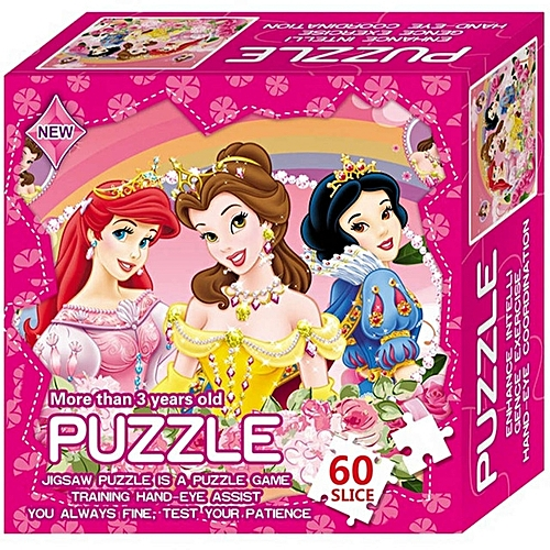 buy sun snow white 60 pieces colorful jigsaw puzzle toy for 3 years