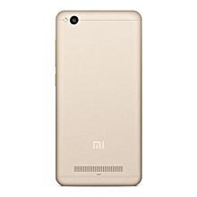 "Xiaomi Redmi 4A Mobile Phone 2GB RAM 16GB ROM 5.0"" 4G Snapdragon 425 Quad Core-Golden"