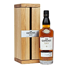 25 YEAR OLD  XXV Speyside Single Malt Scotch Whisky - 700ml