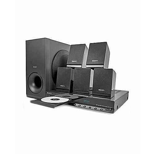 TZ140 - 300W - 5.1Ch - DVD Home Theater - Black