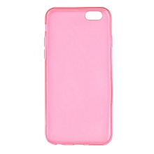 CO New Quality Ultra-thin Transparent TPU Mobile Phone Shell for iPhone6/6s-pink