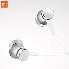 Xiaomi Mi Earphone Piston Fresh Version In-Ear 3.5mm Colorful Earphones with Mic For Mobile Phone MP4 MP3 PC