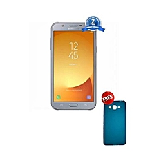 Galaxy J7 Neo, 16GB, 4G LTE (Dual SIM), Silver + Free Cover Screen Protector