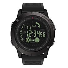 Zeblaze BT4.0 Sports Smart Watch 5ATM Water-Proof Smart Wrist Band Pedometer Alarm Stopwatch Remote Camera Reminders Compatible IOS & Android