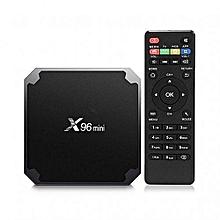 X96mini 2GB 16GB Android TV Box Digital Media Player - Black