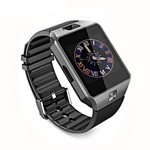 DZ09 Bluetooth Intelligent Wristwatch Phone Camera SIM TF GSM Multi Language