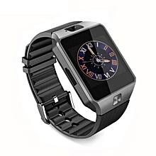 DZ09 Bluetooth Intelligent Wristwatch Phone Camera SIM TF GSM Multi Language