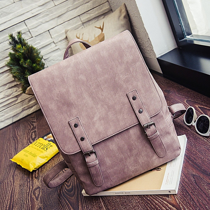 60fef62cc8 tissiue College Style Ladies Bag Female Models Trend Luggage Bag Retro  Women s Backpack ...