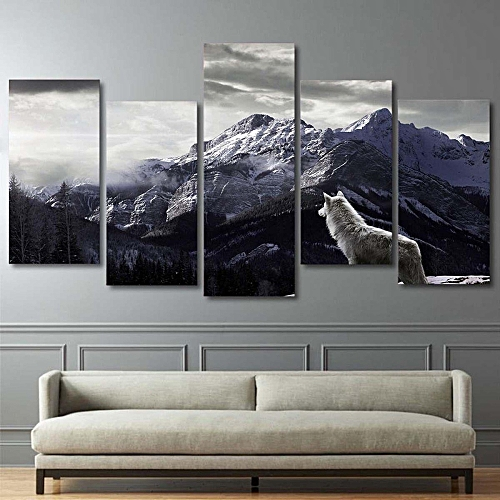 Buy Universal Unframed Home Decor Canvas Prints Painting Wall Art
