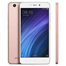 Xiaomi Redmi 4A 5 inch 2GB RAM 16GB ROM Snapdragon 425 Quad core smartphone Rose Gold