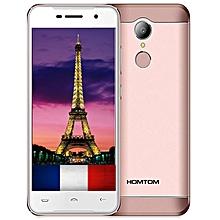 HT37 Pro 3GB+32GB, 13MP Camera, Android 7.0 4G , 3000mAh Double Speaker,  5.0 Inch HD  Fingerprint ID Rose Gold...