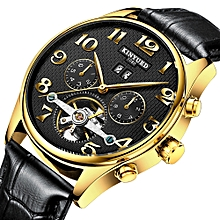 Business Watch 3ATM Water-resistant Automatic Mechanical Watch Men Wristwatches Male Relogio Musculino