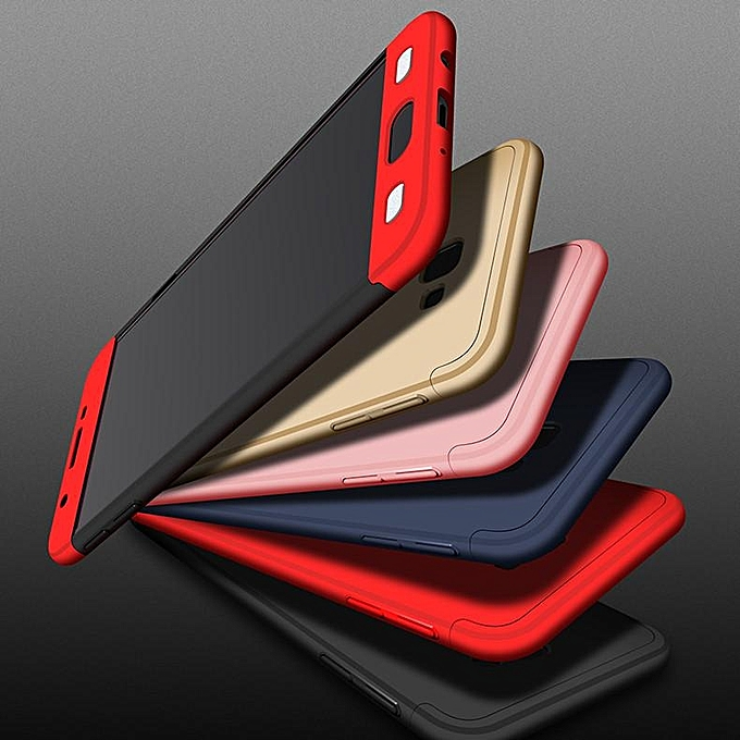 ... For Galaxy J7Prime Case, 360 Degree Full Protection + Ultra Thin Protective Hard PC Shockproof ...