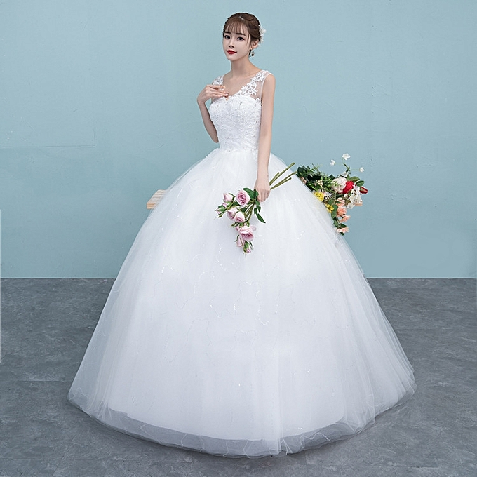 Afankara Wedding Dresses White Best Price Jumia Kenya