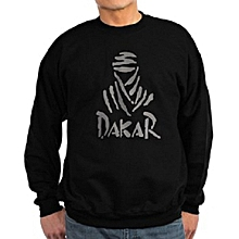 Dakar Sweatshirt- Black