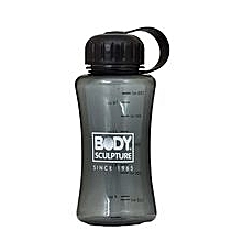 Tinted Water Bottle - 500ml - Clear