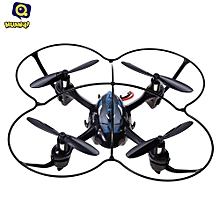 Huanqi 887 2.4G 4CH 6-Axis Gyro RTF Remote Control Quadcopter Mini Aircraft Drone Toy-BLACK