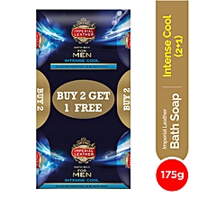 For Men 2+1 Value Pack Buy 2 Bath Bars, get 1 Free
