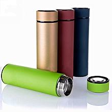 Plain Vacuum Flask - 500ml - + FREE Infuser inside
