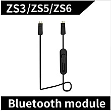 Newest KZ ZS3/ZS5/ZS6 Bluetooth Cable 4.2 Wireless Advanced Upgrade Module 85cm Cable For KZ Earphones