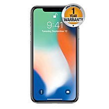 "iPhone X, 5.8"", 256 GB (Single SIM) Silver"