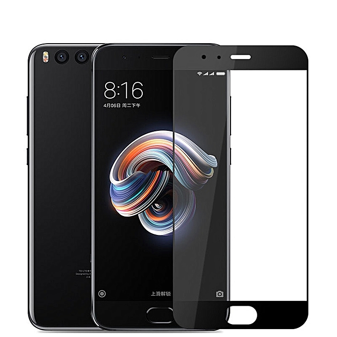 save off 8d477 b49c7 9H 2.5D Tempered glass for xiaomi mi note 3 full cover screen protector  protective glass for xiaomi mi note3 glass film 5.5