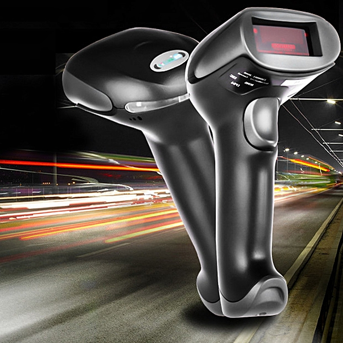 Vehicle Barcode Scanner