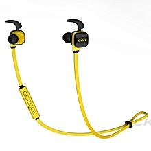 CCK KS Bluetooth 4.1 In ear Wireless Long Lasting HD Sport Sweatproof Stereo Earphone with Mic