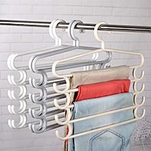 Trouser Hangers - 3 pink