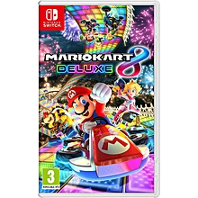 Switch Game Mario Kart 8 Deluxe