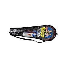 Badminton Set Ferro Alloy+ S/Cock: Sk118: