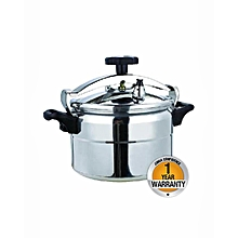 Pressure Cooker - Explosion proof - 7 Ltrs - Metallic