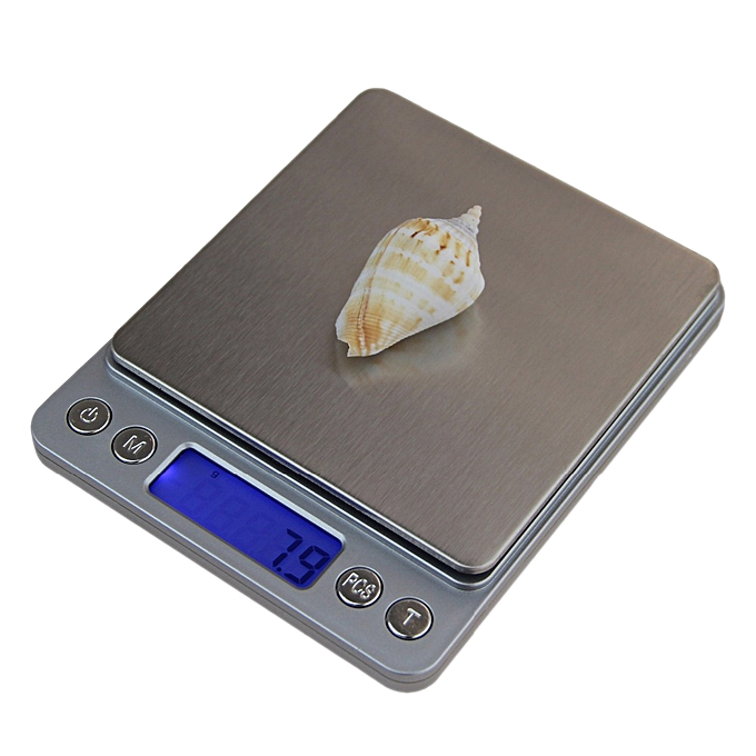 14fe250aaf25 3000g/0.1g Portable Mini Electronic Digital Scales Pocket Case Postal  Kitchen Jewelry Weight Balance Digital Scale