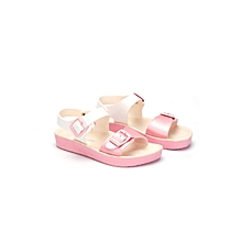 Pink Fashionable Sandals