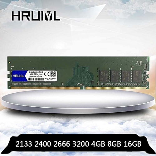 PC Computer RAM DDR4 4GB 8GB 16GB 4G 8G 16G Memory DDR 4 PC4 2133 2400 2666  3200 mhz Desktop Motherboard Memoria 288-pin(Memory Capacity: DDR4 3200