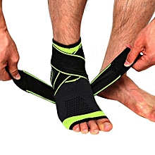 Ankle Support Brace Strap Sleeve Outdoor Sport Sprain Tendon Protector Tools