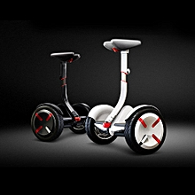 "Ninebot miniPro Smart Electric Scooter Balance Car Self-balancing 10.5"" Two-wheel 16-18km/h Fast Moving 30km Range High Passage Performance 100kg Load LED Rainbow Set Smart App"