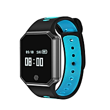 Bakeey Heart Rate Blood Pressure Smart Sports Smart Wristband Bracelet for Mobile Phone