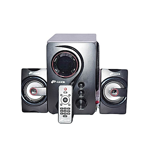 Bluetooth Woofer With FM, SD, TF and USB Support