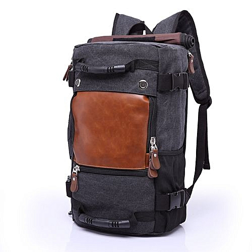 9d3482ca8651 Generic Men Travel Backpack Male Luggage Shoulder Bag Laptop Backpacking