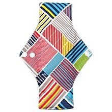 Washable Reusable Bamboo Charcoal Cloth Sanitary Maternity Pad(N26)