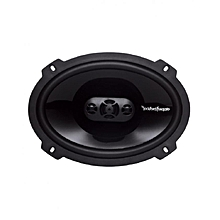P1694 - PUNCHcoaxials Full Range Speakers - 75 watts RMS - Black