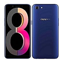 "A83 (2018) - 5.7"" - 4GB Ram - 64GB Rom - 8MP/13MP Camera - Single SIM - 4G - Blue"