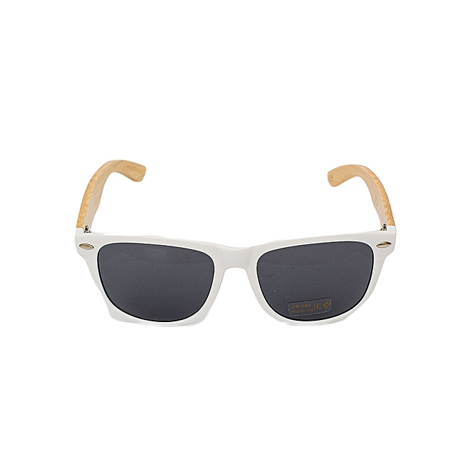 Buy Generic Sunglasses With White Frames And Grey Lens @ Best Price ...