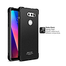 Imak TPU Airbag Shockproof Back Cover for LG V30 V30+ H930 Soft Silicone