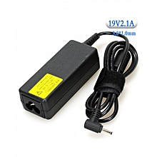 Adapter 19V 2.1A 1.0mm - Black