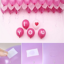 Balloons Glue Point Foil Latex Balloon Inflatable Toys Party Decoration