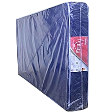 Bobmil HD Amara Plain Mattresses -Blue